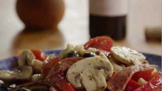 How To Make Greek Pasta Salad