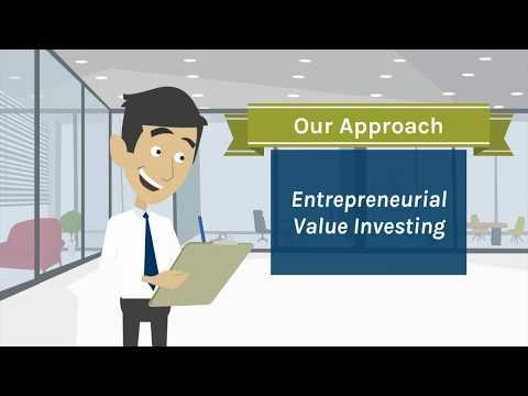 Entrepreneurial Value Investing (FR)