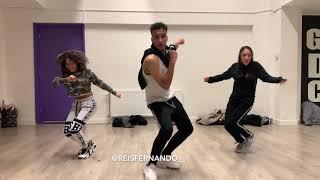 Tekno - Skeletun (Dance Video)   Reis Fernando   Afrodance