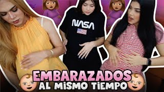 24 HORAS EMBARAZADOS 🤰🏻  / Team Os