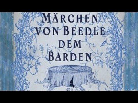 Die Märchen von Beedle dem Barden YouTube Hörbuch Trailer auf Deutsch