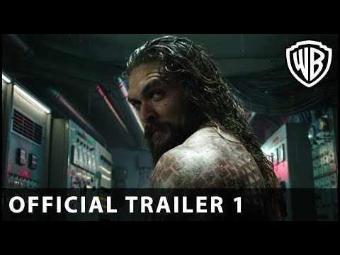 Aquaman - Official Trailer 1 - Warner Bros. UK streaming vf
