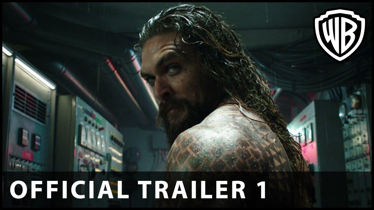 Download Aquaman - Official Trailer 1 - Warner Bros. UK
