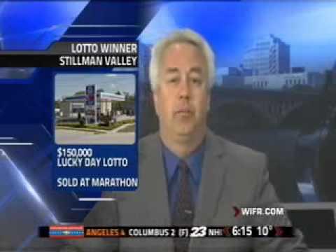 Winning Lucky Day Lotto Ticket Sold in Stillman Valley