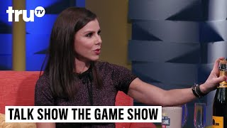 Talk Show the Game Show - Heather Dubrow's Champagne Wall | truTV