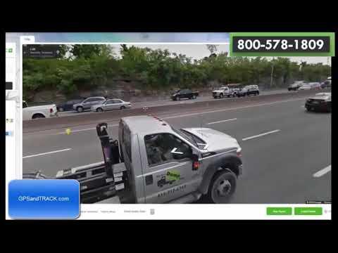Stolen trailer in Nashville, TN - had GPS tracker on it