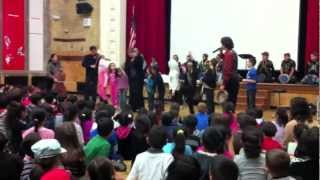 Classical Jam at Maples School- Chamber Music Society of Detroit Education Programs