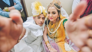 MANIPURI WEDDING (JOHNNY & SWEETY) | SHORT WEDDING VIDEO | NOVEMBER 2016