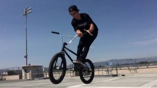 BMX: How-To Barspin