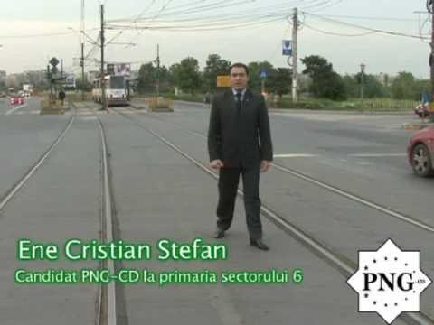 Cristian Ene in campanie