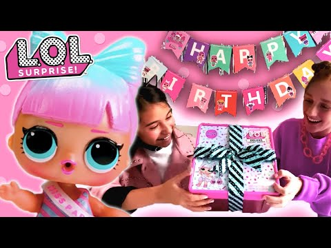 lol-surprise-dolls-birthday-party-unboxing!