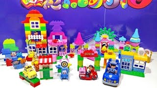 Lego Duplo Collection Disney Cars 2 - Disney Princess Ariel - My First Police Set - Learn To Build