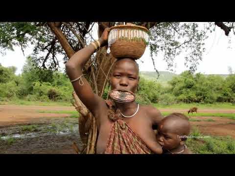 Timeless Ethiopia Tour: Mursi Tribe