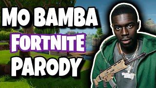 """Sheck Wes - """"MO BAMBA"""" (Fortnite Parody)"""