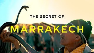 THE SECRET OF MARRAKECH // MOROCCO VLOG 1 // ZHIYUN CRANE PLUS