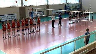 Волейбол. FullHD. Матч. Команды Ивановская область и Московская область