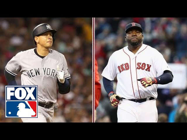 A-Rod on 3 AM 'meetings' with Big Papi and Manny at the height of Yankees-Red Sox rivalry | FOX MLB