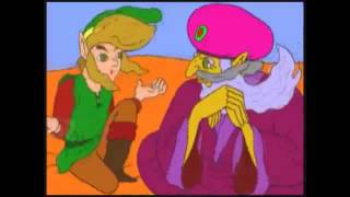 cdi ytp only link can burn ganon