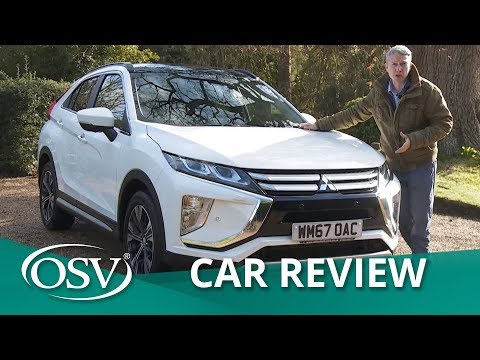 Mitsubishi Eclipse Cross 2018 In-Depth Review | OSV Car Reviews