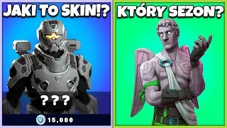 HOW WELL DO YOU KNOW THE SKINS OF FORTNITE? * NOOB or PRO *