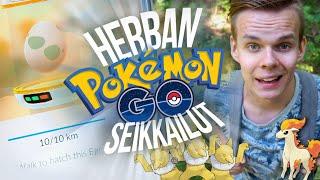 Pokemon GO - NOPEAA LEVEL UPPAUSTA