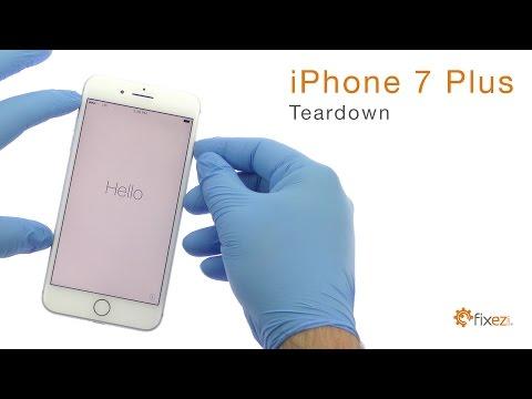 iPhone 7 Plus Teardown and Reassemble Guide - Fixez.com