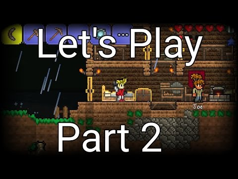 Terraria Mobile Lets Play