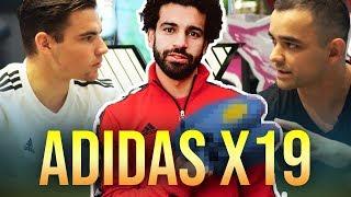 Gra w nich Mo Salah - nowe adidas x19