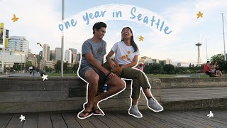 LIVING IN SEATTLE: One Year Later