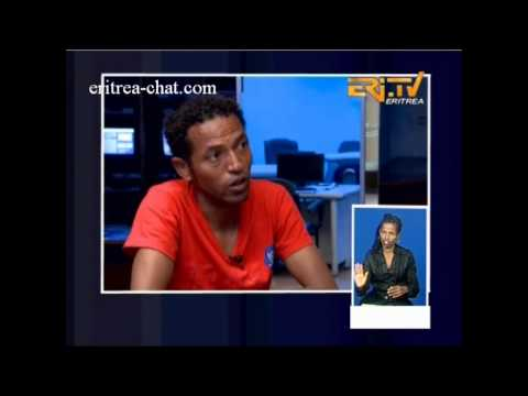 Eritrean Interview with Zeresenay Tadese about 20 Sene Marathon in Eritrea