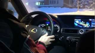 Lexus GS 450h - 4 zalety i 3 wady