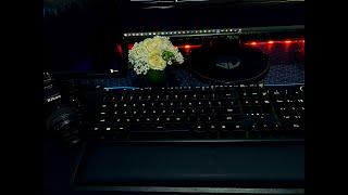 كيبورد ريزر Razer keyboard