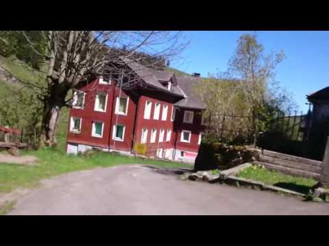 bike ride from Rigi Switzerland
