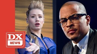 "T.I. Calls Iggy Azalea ""The Tarnish"" Of His Legacy"