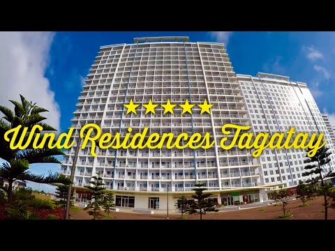 Wind Residences Tagaytay Tour and Overview Clubhouse by HourPhilippines.com