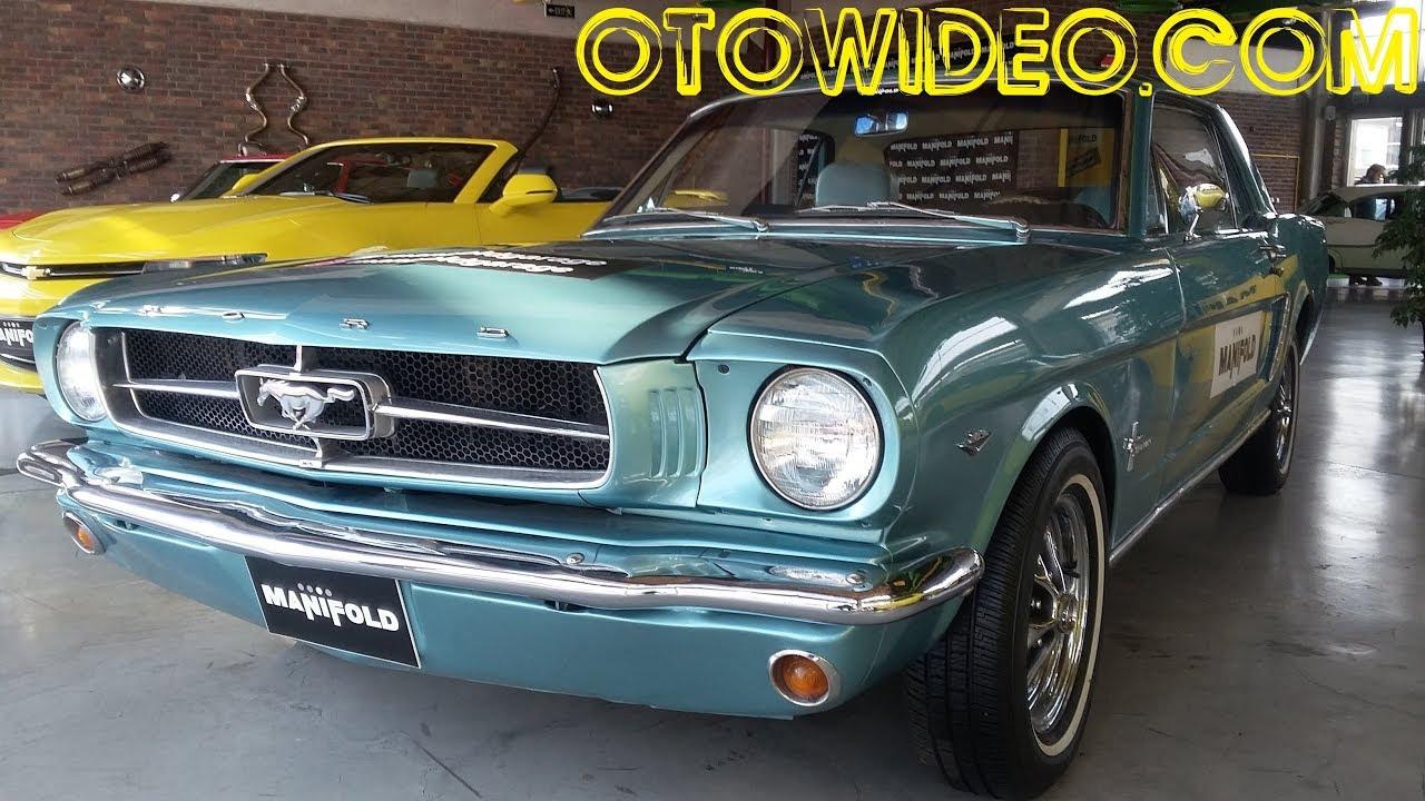 Ford Mustang 1965 Satılık