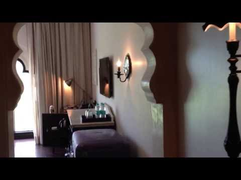 Fairmont Hotel Jaipur India room review