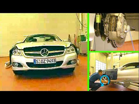 sensotronic brake control mercedes