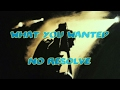 No Resolve What You Wanted Lyrics mp3
