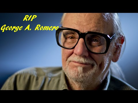 George A. Romero passes away at the age of 77