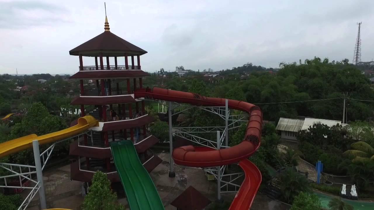 Teejay Waterpark Tasikmalaya Nov 15 Youtube
