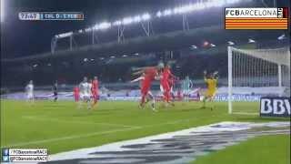 Video Gol Pertandingan FC Barcelona vs Celta Vigo