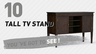 Tall TV Stand // New & Popular 2017