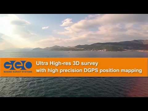 Ultra High Resolution Marine 3-D Seismic