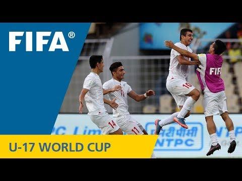 Match 29: Costa Rica v Iran – FIFA U-17 World Cup India 2017