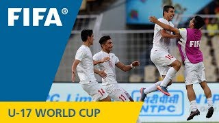 Match 29: Costa Rica v Iran – FIFA U-17 World Cup India 2017