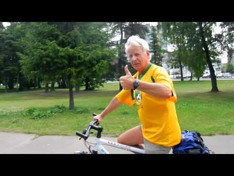 Lithuania 2011, part 10: Biking to Palanga