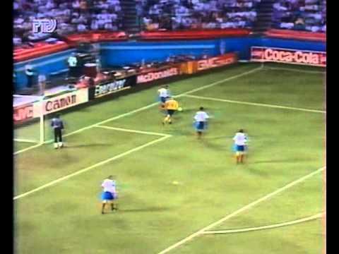 Чемпионат мира по футболу 1994. Швеция-Россия