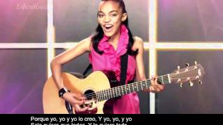 China Anne McClain - Dynamite - Traducido Al Español Video Oficial HD