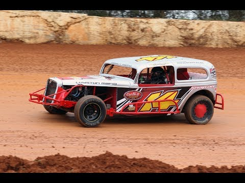 Lee Merritt In-Car / 411 Motor Speedway / Weekly Championship Racing 4.27.19